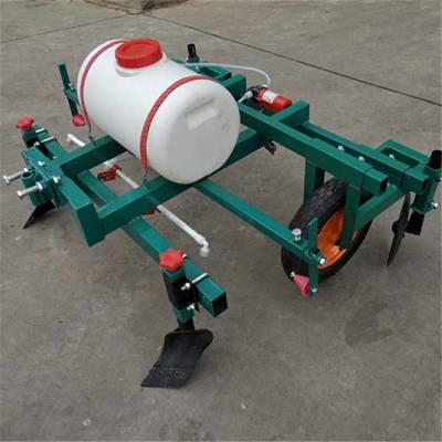 多功能农用蔬菜覆膜机 牵引式地膜覆盖机 圣鲁机械