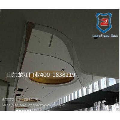 挡烟垂壁厂家|挡烟垂壁铝型材价格优惠|商场车库消防必备