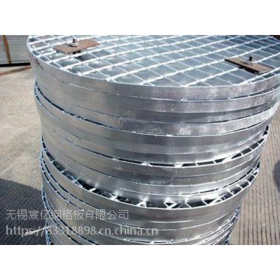 镀锌钢格板、无锡宸亿镀锌钢格板(图)、镀锌钢格板厂