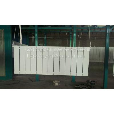 厂家直销水暖散热器 家用铜铝复合暖气片 钢铝复合散热器