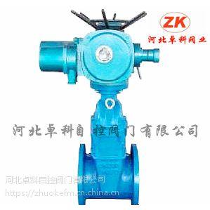 软密封闸阀 Z45X直通式手动铸钢阀价格 卓科制造