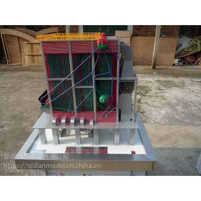 NFHL6-13L型锅炉模型