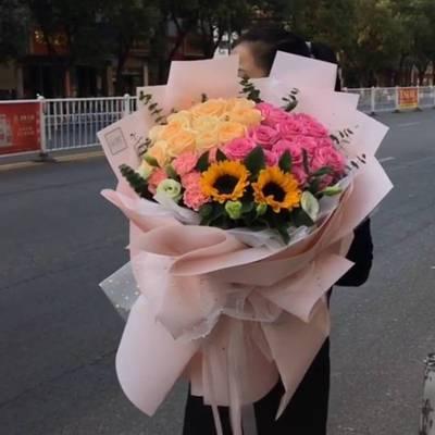 新民路教师节鲜花新民路教师节学生送老师鲜花1529656)4995教师节送同事朋友祝福鲜花