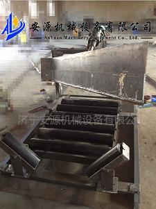 厂家销售可加工定制双侧犁式卸料器
