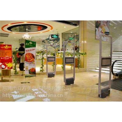 超市防盗报警设备与监控相结合全面保护商场安全