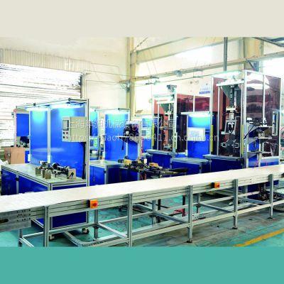 上海岸昶机械 厂家研发 AN-Q10型 汽车驱动轴球笼装配台