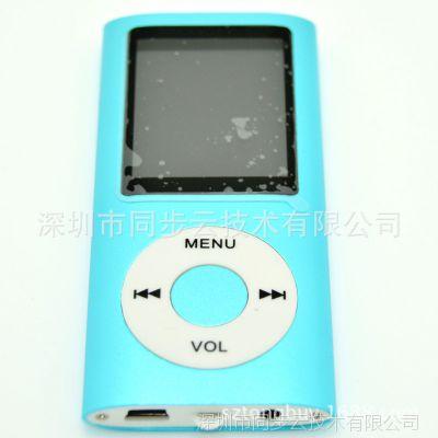 厂家直销 4代MP4 苹果 插卡mp4 可定做LOGO 礼品MP4