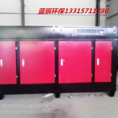 高效光氧催化废气净化设备厂家蓝辰