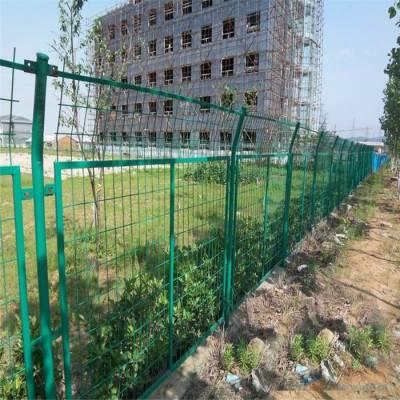 焊接隔离网@建筑工地外墙围栏网@圈地铁丝网欢迎订购