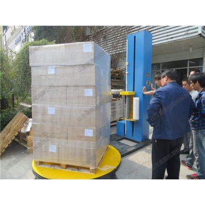 山东薄膜缠绕机 厂家直销 现货销售 买好用设备就选喜鹊包装机械