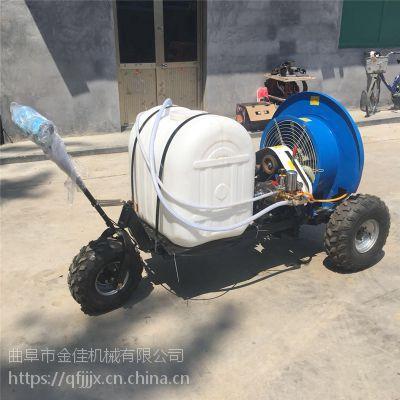 金佳机械新型果园打药机 太原自走式果园喷雾机 手推式葡萄园喷雾打药机
