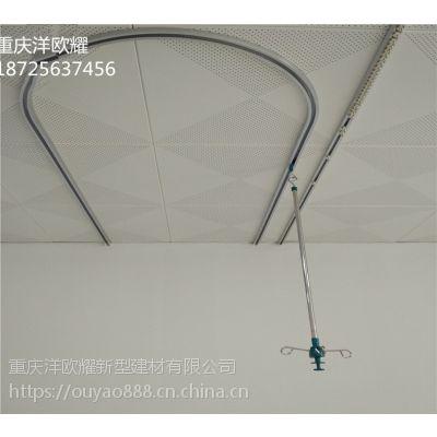 西藏医院轨道输液架安装 专业天轨输液架哪家好