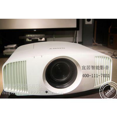 4K坚新力量投影仪,索尼SONY家庭影院投影机 VPL-VW268