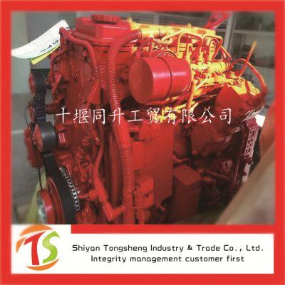 徐工泵车XZJ5281THB37A专用康明斯直喷柴油发动机80马力