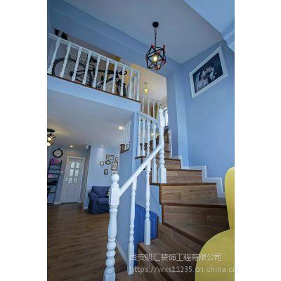 楼梯这样装,不论是商品房还是自建房一样高大上
