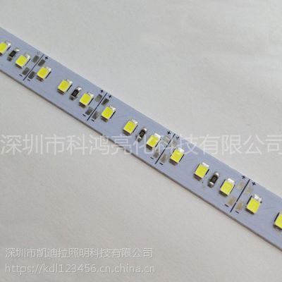 凯迪拉led2835硬灯条 60灯 12v低压 裸板 厂家直销