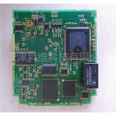 销售及维修发那科0i-C轴卡A20B-8200-0360刚性铜基板双面电路板线路板