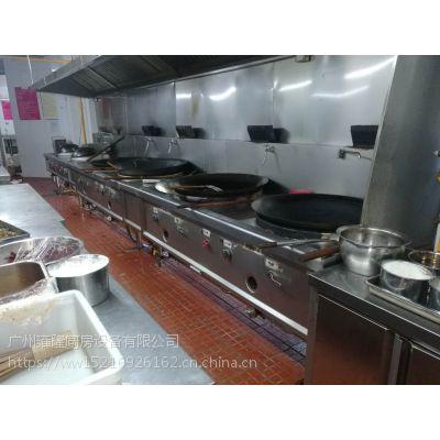 深圳市小饭店餐馆厨房排烟风机安装油烟管道及不锈钢烟罩