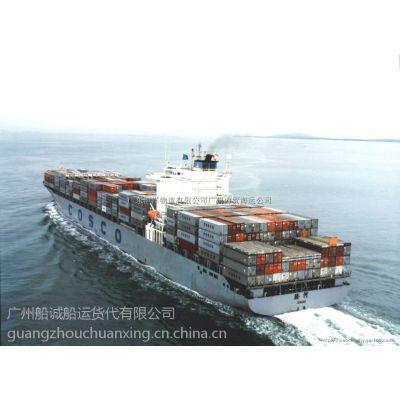 南宁到泰州海运公司内贸集装箱船运价格查询