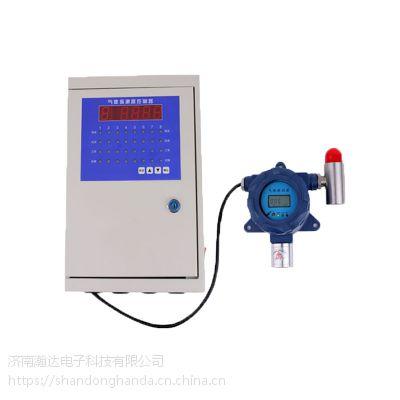 专业生产固定式气体报警器 济南瀚达电子