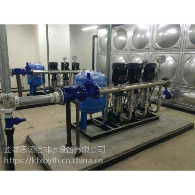 HDXBF-72-150-20-III箱式变频无负压供水泵组