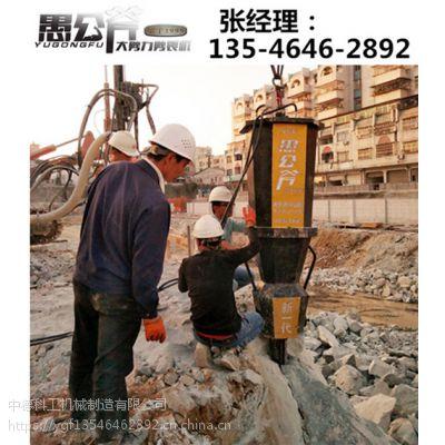 矿石开采洞采用什么设备好可移动劈裂机效果怎样电话咨询