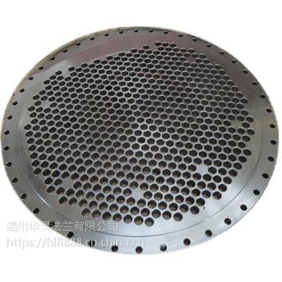 批发板式平焊法兰、不锈钢大口径管板、定制非标法兰