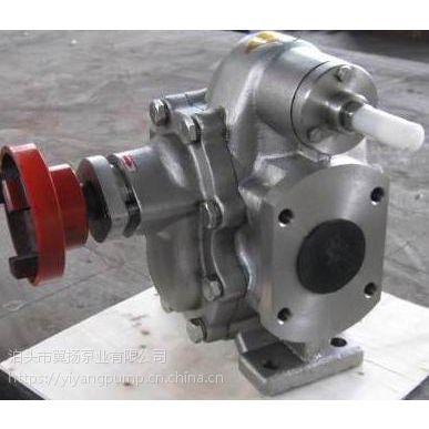 供应YCB不锈钢圆弧齿轮泵优质推荐泊头市翼杨泵业