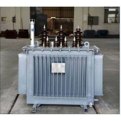 四川红伟厂家直销S11-100KVA变压器十年好口碑可就近发货