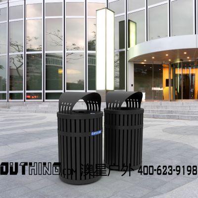 公共环卫设施不锈钢垃圾桶 南方耐用分类环保垃圾箱果皮箱 304/201不锈钢烤漆户外垃圾桶