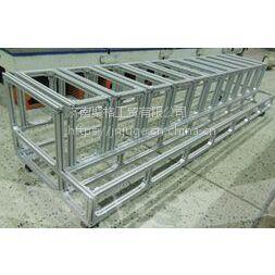 《河北工业铝型材》秦皇岛流水线铝型材 聚格铝型材厂家直销