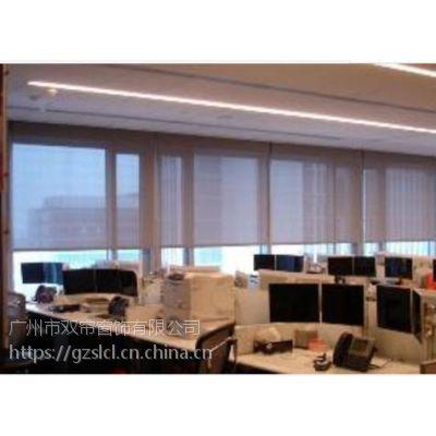 广州订购窗帘,广州办公室卷帘百叶窗帘订购安装