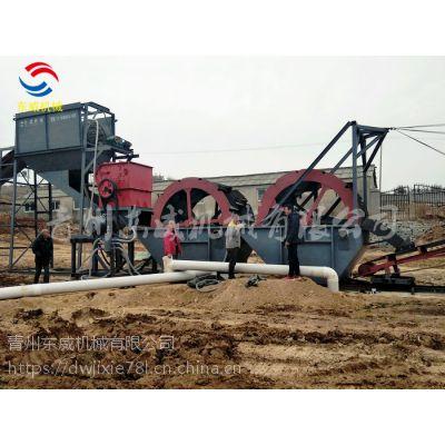 巴中洗沙机厂家生产洗沙机设备-东威机械