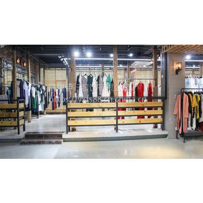 上海来尔佳昵品牌折扣连衣裙 来尔佳昵女装厂家一手货源供应