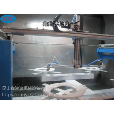 鑫建诚五轴四盘自动喷漆机 大产量高速度高品质