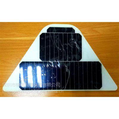 JHXT80w18v高效sunpower半柔性太阳能板汽车旅游户外郊区充电