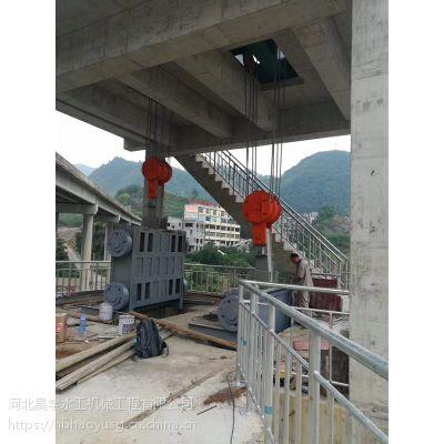 河北昊宇水工渠道钢制闸门厂家销售