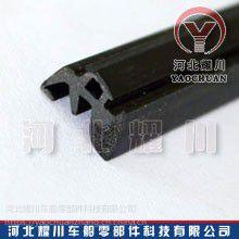 厂家供应EPDM橡胶软硬复合门窗机械用密封条