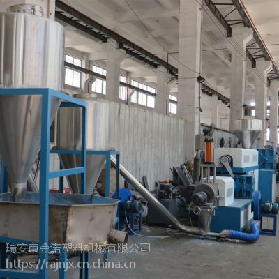 供应TPR造粒机、TPR鞋底料造粒机、TPR旧料造粒机