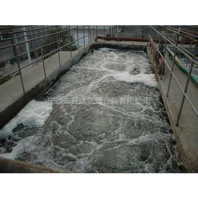 宏旺印染工业废水处理设备,浙江地区废水处理设备批发商