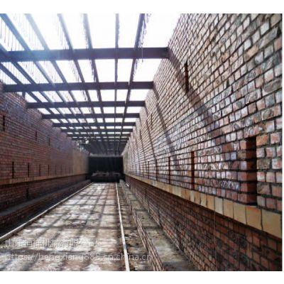 恒祥3.8-6.9m砖瓦隧道窑 窑炉工程 砖机设备专业生产商