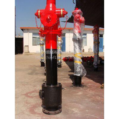 供应优质防撞防冻调压型室外消火栓