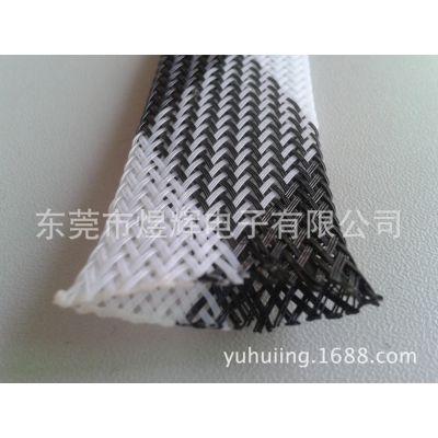 东莞PET编织网管汽车线束保护套管尼龙网管厂家