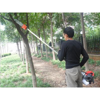 多功能高枝锯 园林养护修剪机 汽油树篱修枝机