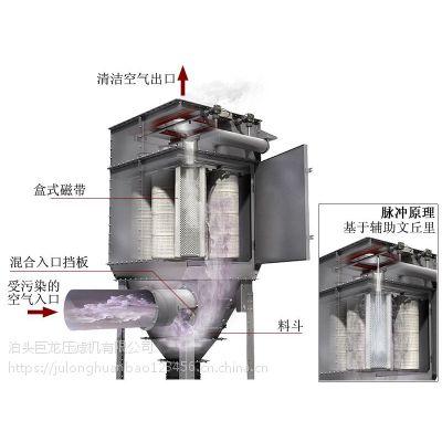 供应热卖 巨龙牌MC64脉冲袋式除尘器