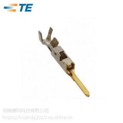 泰科专业分销商 1903112-2 连接器端子线到线镀金