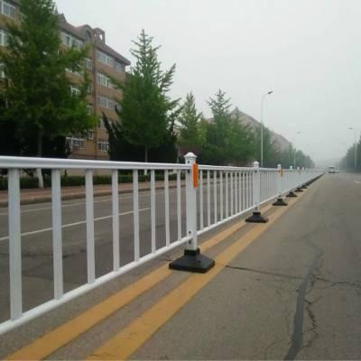 清远市政乙型护栏现货,防眩面包管中央隔离栅,广州交通护栏厂家