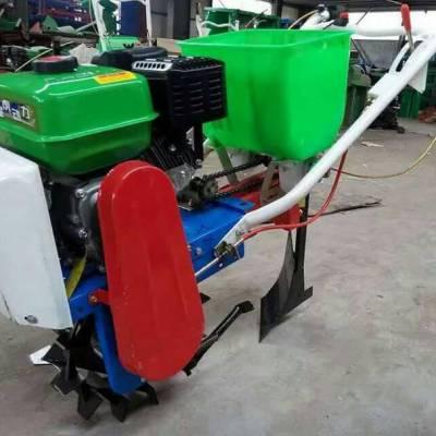 厂家供应汽油扶垄机 蔬菜大棚小型松土机 玉米播种培土机