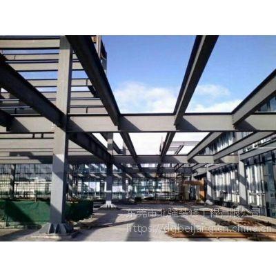 东莞石排专业厂房装修公司,石排钢结构工程