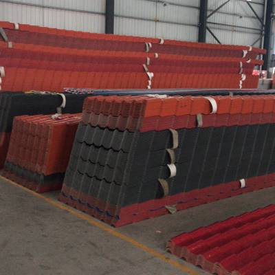 ASA合成树脂瓦厂家-1050平改坡屋面树脂PVC波浪瓦-广东佛山2.5/3mm仿古瓦